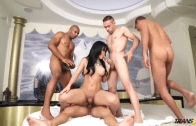 Bruna Butterfly in: Bruna's First Gangbang