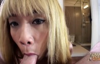 Shemalejapan presents Narumi Cums For You