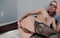 FFKitty – Ass Punishment and Cum – Big Toys in Tiny Asshole