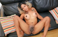 TS-Casting Couch – Bootylicious Leah Debuts!