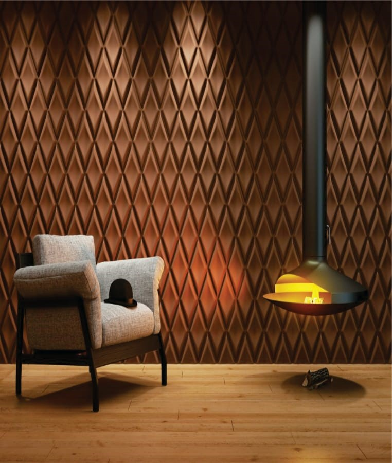 Making the best out of your interiors with custom 3D panels
