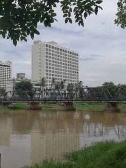 Near the Iron bridge