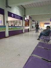 Waiting, waiting