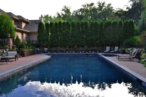 Nj Pool Landscape Design