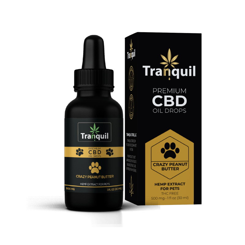 Tranquil Store Isolate Pet Oil Drops