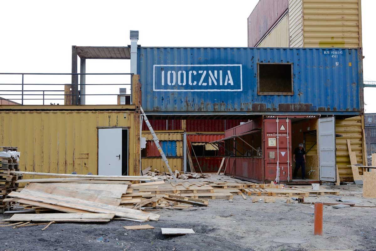 transform kontenery