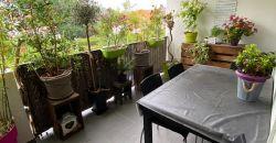 Superbe T3 avec terrasse et double garage
