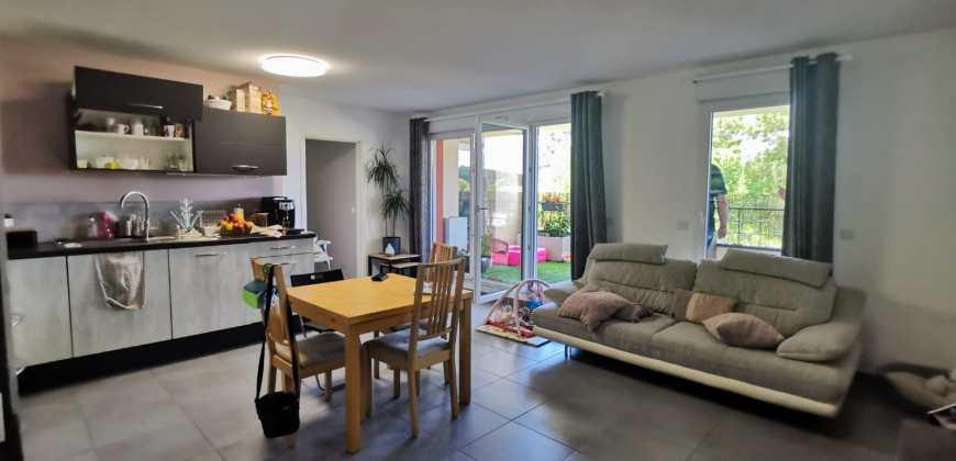 Appartement T4 neuf à Gardanne centre ville à pied