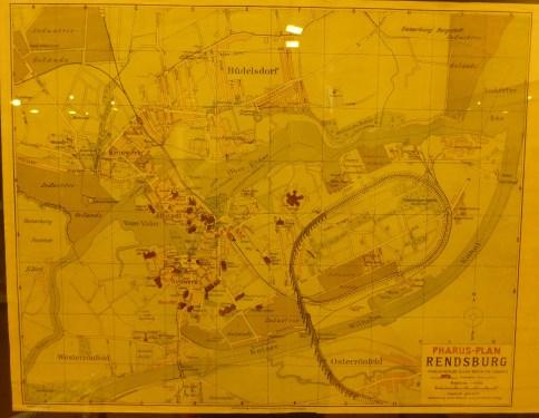 Pharus Plan Rendsburg - Museum Rendsburg