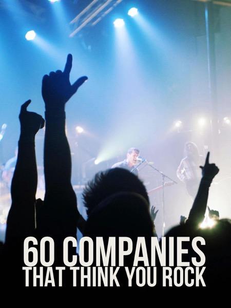 Sixty companies