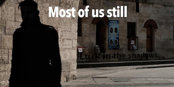 Ozan Safak in the shadows blog