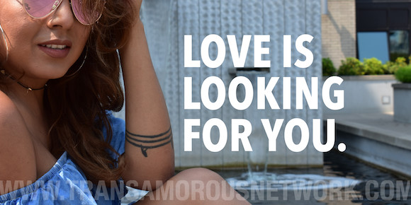 Love is looking for you FB copy
