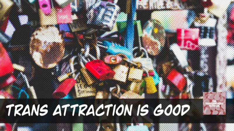 trans attraction is good