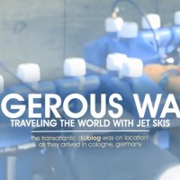 DANGEROUS WATERS TV IN COLOGNE, GERMANY - Traveling the world with Jet Skis
