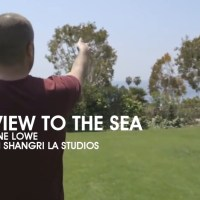 VIDEO AND MUSIC HISTORY: Zane Lowe walks through Malibu's Shangri La Studios
