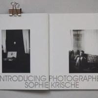 INTRODUCING PHOTOGRAPHER SOPHIE KRISCHE