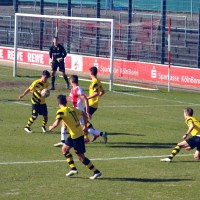 PHOTO-REPORT: Youth Soccer Match 1. FC Köln (U17) vs. Borussia Dortmund (U17)