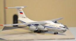 A russian plane.