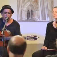 VIDEO: MADAGASCAN MUSICIAN ERICK MANANA & VIOLINIST JENNY FUHR LIVE!