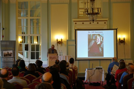 Keynote Speaker, Ulf Hannerz