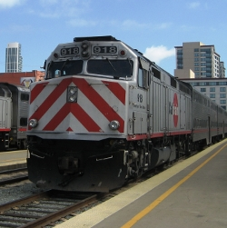Caltrain 2025