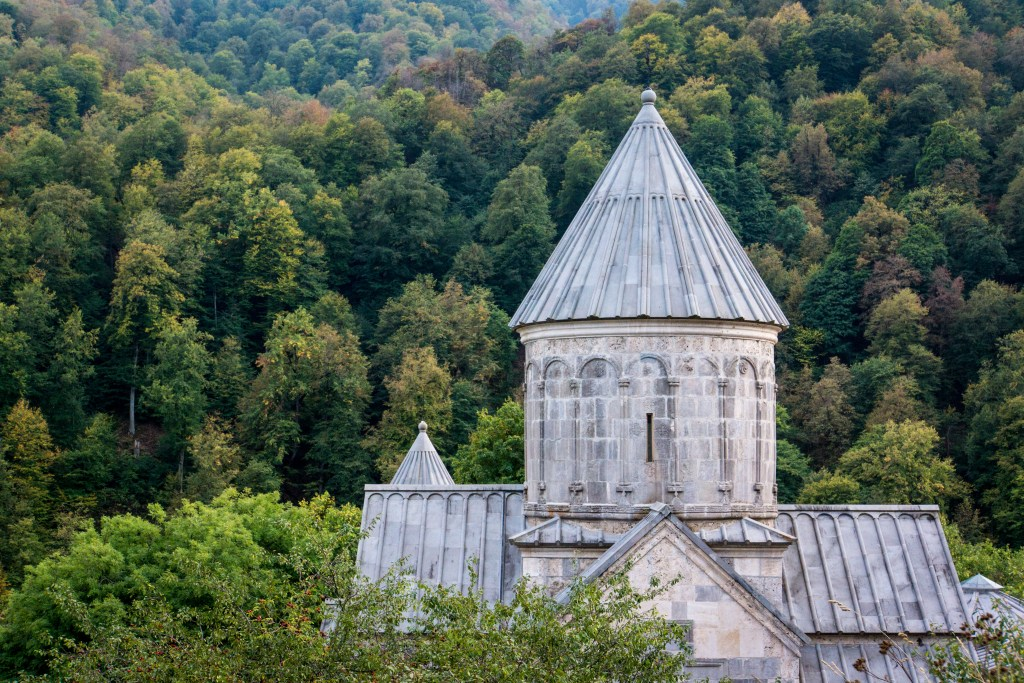 Stage 8: Haghartsin Monastery to Hovk