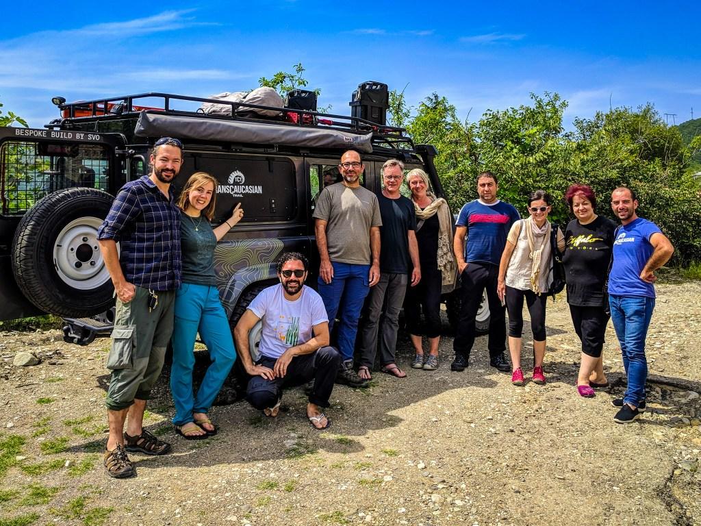 Syunik Legends Trail September 2021 Fundraising Trek