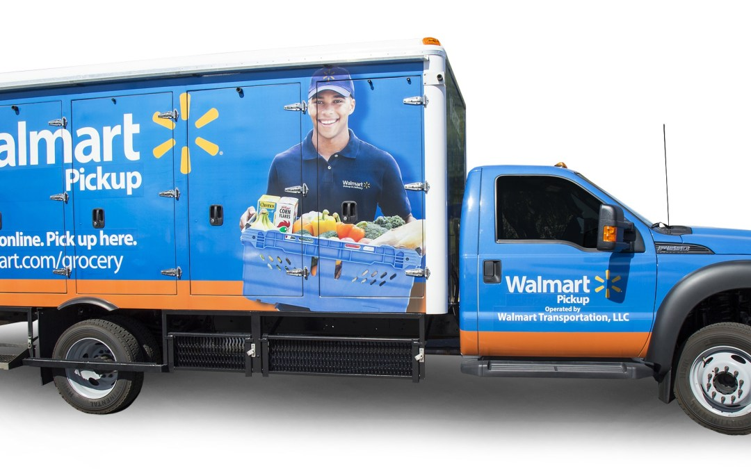 Walmart Will Begin Delivering Food To Your Refrigerator