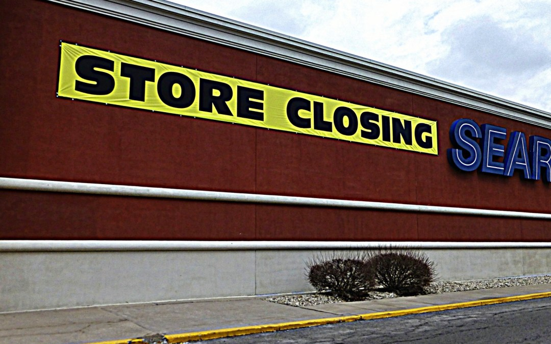 Say Goodbye To Sears In Canada