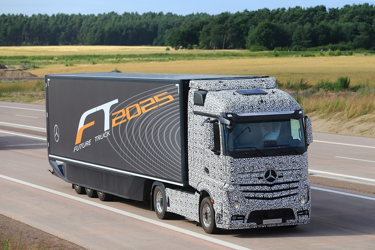 Driverless Truck is Here
