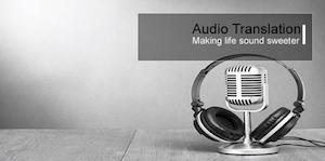 Audio Translation and Transcription Services