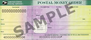 USPS Money Order