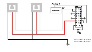 Using multiple strain gauges for digital scale  Page 1