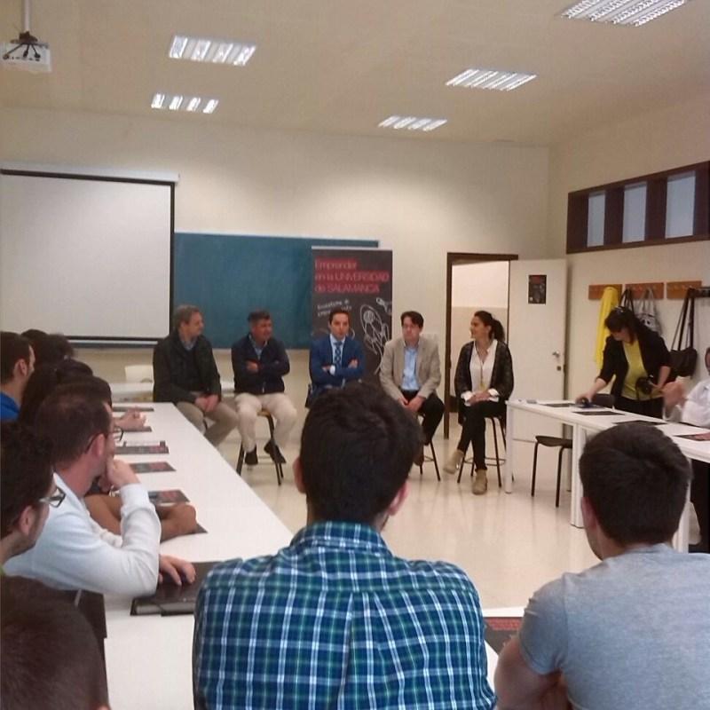 El HUB de Emprendedores en Béjar.