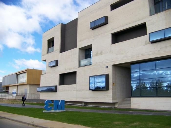 Edificio M3 del Parque Científico