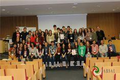 Participantes, voluntarios y ponentes