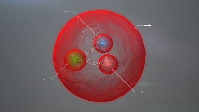 Descubren un nuevo tipo de partícula fundamental para la Física Hadrónica
