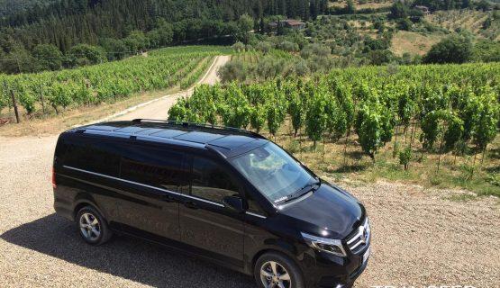 transfer na Italia .com vans e carros