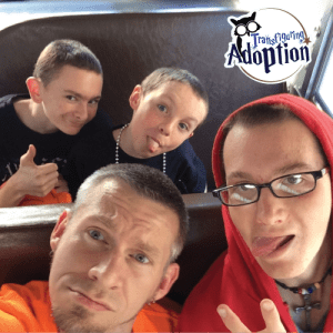 fink-family-adoption-trip-funny-pic