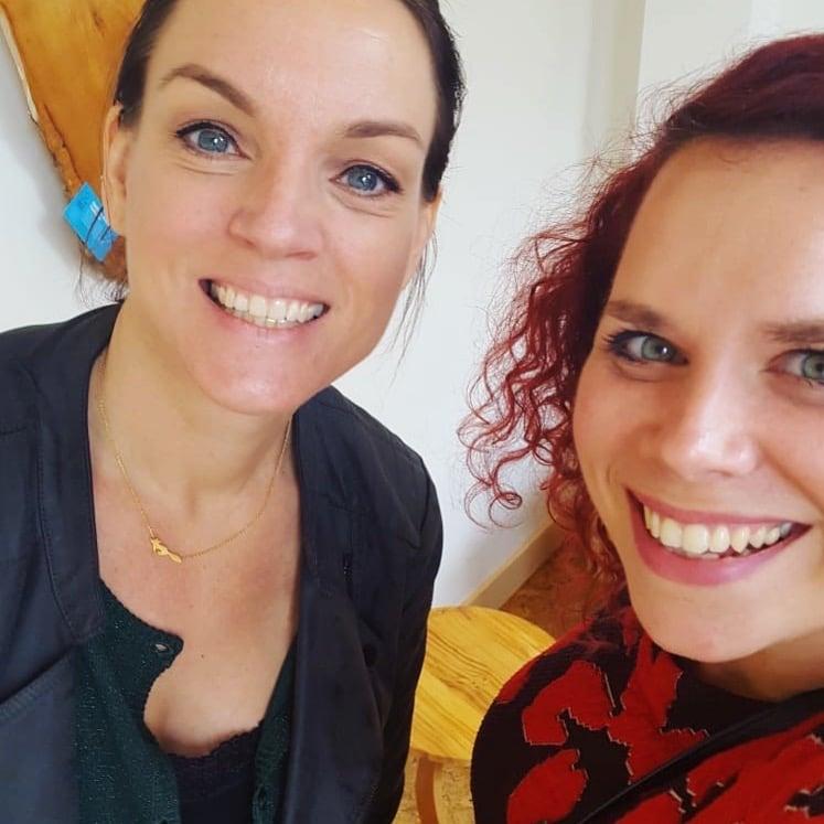 creatieve revolutie - rachel levi - transformatie podcast - sjanett de geus