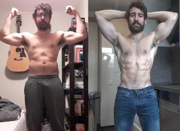 transformation physique