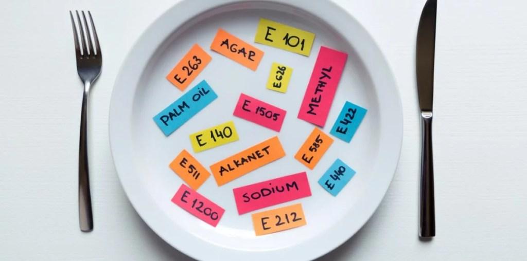 additif alimentaire
