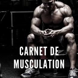 carnet musculation
