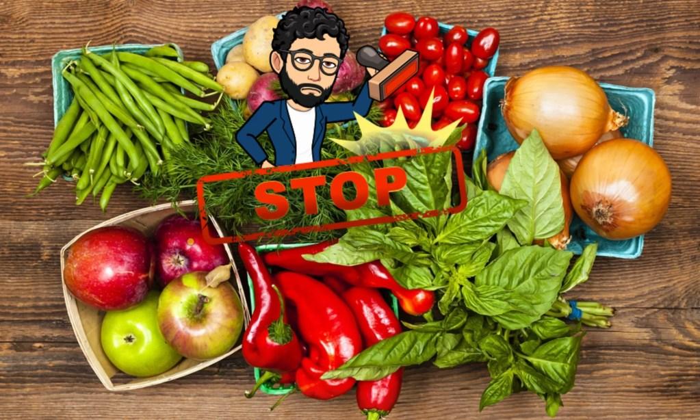 stop aux aliments brule graisse
