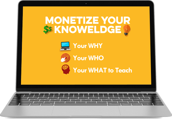 How To Monetize Your Knowledge In 84-hours Or Less