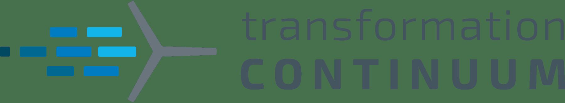 Transformation Continuum