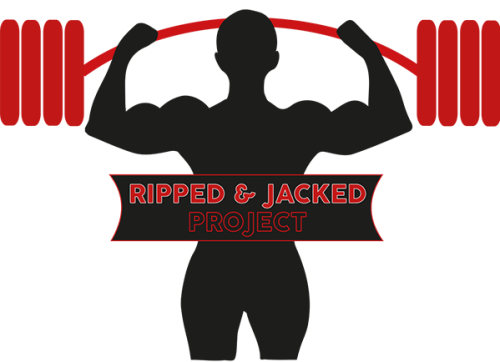 Ripped & Jacked Project Logo