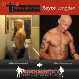 HQ Chest & Shoulders 1000px Template Royce Londgen