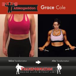 HQ ARMageddon 1000 Grace Cole