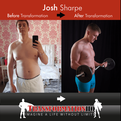 HQ Before & After 1000 Josh Sharpe